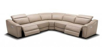 Nova Dark Grey Motion Sectional