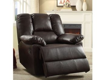 Oliver Leather-Aire Recliner chair # 59432