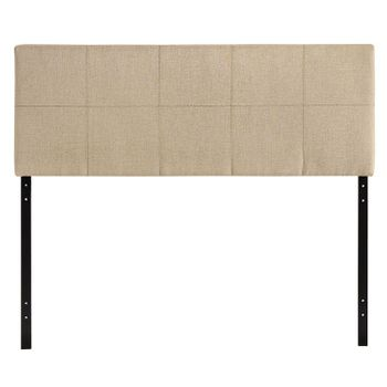 OLIVER 5042 QUEEN FABRIC HEADBOARD
