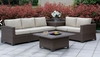 OUTDOOR PATIO SECTIONAL, CHAIR SET and SOFA SET COLLECTION