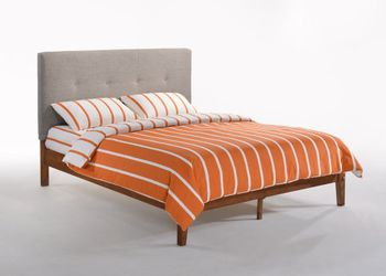 Paprika Queen Platform bed - P Series