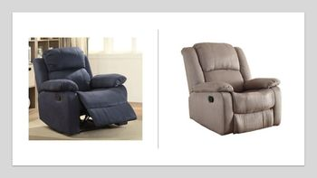Parklon Microfiber Recliner chair