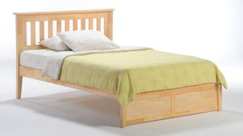 Rosemary Queen Platform bed - P Series / 10 years warranty