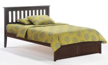 Rosemary Platform Twin bed - P Series / 10 years warranty