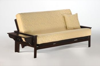 Seattle Futon Frame Sofa Sleeper