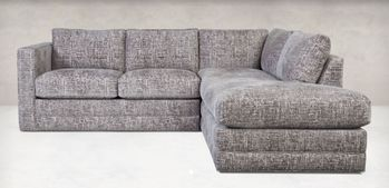 Sectional Custom made in USA Living room # 54571 - 54537