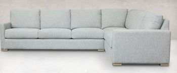 Sectional Custom made in USA Living room # 61232 - 61282 - 61221