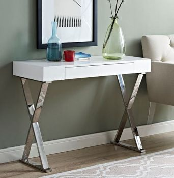 Sector Console 2048 Table in White
