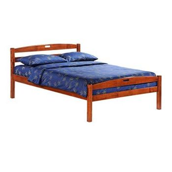 Sesame Twin Size Bed - 5-year warranty