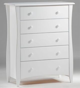 Spice 5 Drawer Chest - 10 years warranty