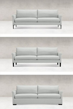 STANDARD SOFA Made in USA Living room # 51030