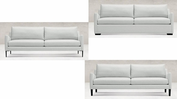 STANDARD SOFA Made in USA Living room # 53030