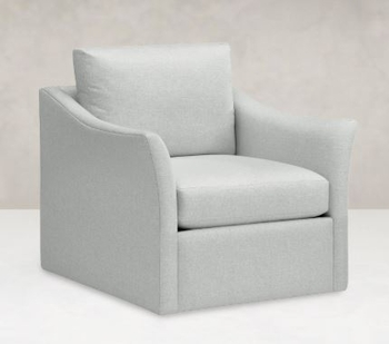 SWIVEL CHAIR Made in USA Living room # 30410