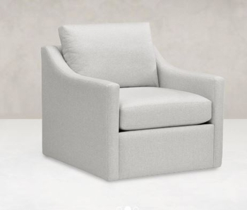 SWIVEL CHAIR Made in USA Living room # 30510SWIV