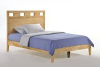 Tamarind Twin Platform bed Open End - P Series / 10 years warranty