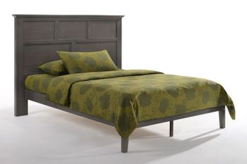 Tarragon Twin Platform bed - P Series / 10 Year Warranty