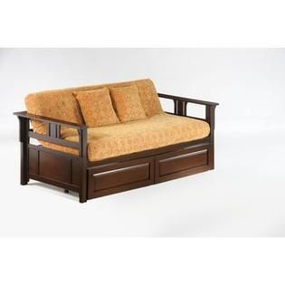 Teddy Roosevelt Daybed with storage drawers