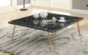 Telestis Coffee Table with Marble Top # 84505