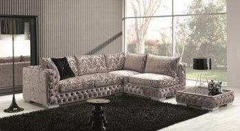 The Vanity Fabric Sectional