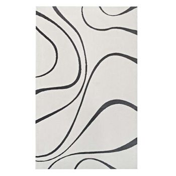 THERESE ABSTRACT SWIRL 8X10 AREA 1002D RUG