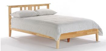Thyme Full Open End Platform Bed - P Series / 10 Year Warranty