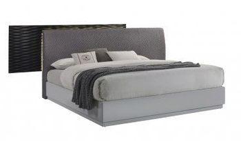 Tribeca Platform Modern Queen bed
