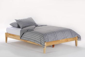 Twin Size Basic Platform Bed (P/Short Series) 10 years warranty