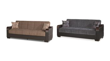 Uptown Sofa Bed Sleeper Storage