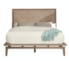Vanowen Queen Floating-Base Platform Bed