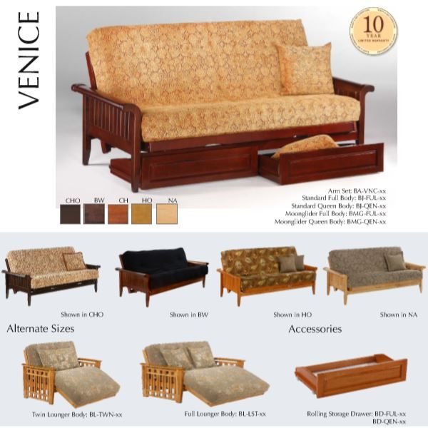 Modern Full Size Futon Frame Traditional Sale Washington