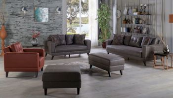 Ventura Sofa Size Sleeper with Storage