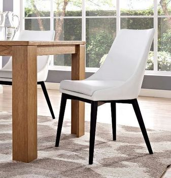 Viscount Vinyl Dining Chair