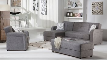 Vision Reversible Sectional Sleeper