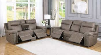 Wixom Cushion Back Power^2 Sofa 603511
