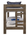 Wrangle Hill Twin/Twin Bunk bed 400831