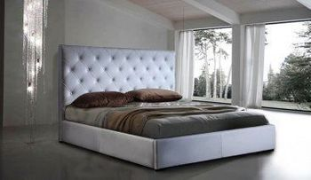 Zoe Queen Platform Storage Bed