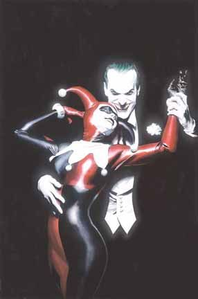 "Alex Ross Limited Edition Fine Art Prints:""Tango With Evil"""