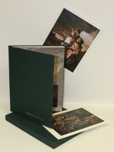 "Bob Byerley Hand Signed and Numbered Limited Edition Deluxe Book: ""An Invitation to Flight w/ mini-prints"""