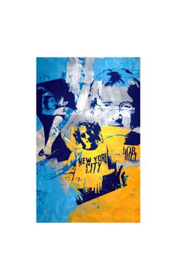 """Bobby Hill Limited Edition Pencil Signed Artist's Proof Giclee:""""Lennon"""""""