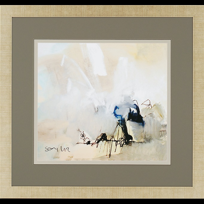 bobby sikes contemporary framed art overjoyed iii abstract