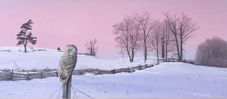 """Brent Townsend Hand Signed and Numbered Limited Edition Giclee on Paper :"""" Twilight """""""