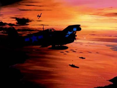 """Brian Bateman Hand Signed and Numbered Limited Edition: """"Topaz One at Twilight"""""""
