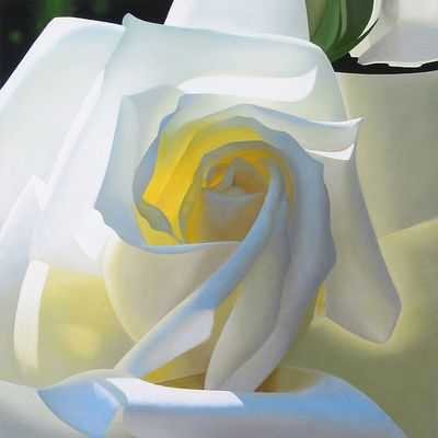 """Brian Davis Hand Signed Limited Edition Canvas Giclee:""""Inner Radiance"""""""