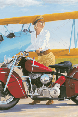 """Brian Loker Limited Edition Museum Quality Giclée: """"Jacque"""""""