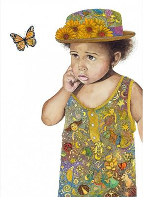 """Charles Bibbs and Kenneth Gatewood Limited Edition Giclee on Paper:""""Sunshine"""""""