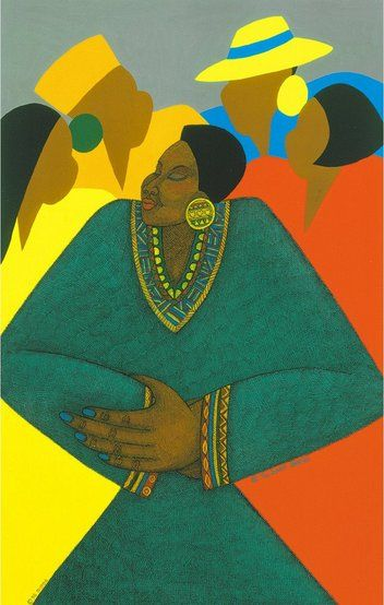 """Charles Bibbs Hand Signed and Numbered Limited Edition Artist Proof:""""Precious"""""""