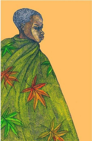"Charles Bibbs Hand Signed and Numbered Limited Edition: ""Autumn Leaves"""