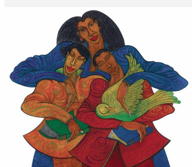 """Charles Bibbs Hand Signed and Numbered Limited Edition:""""The Caregivers III"""""""