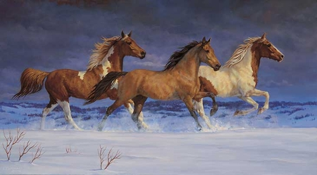 """Chris Cummings Handsigned and Numbered Limited Edition Print:""""Freedom"""""""