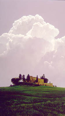 """Chris Young Limited Edition Print:""""Tuscan Cloud """""""